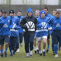 St Johnstone Training..11.01.02   <br />