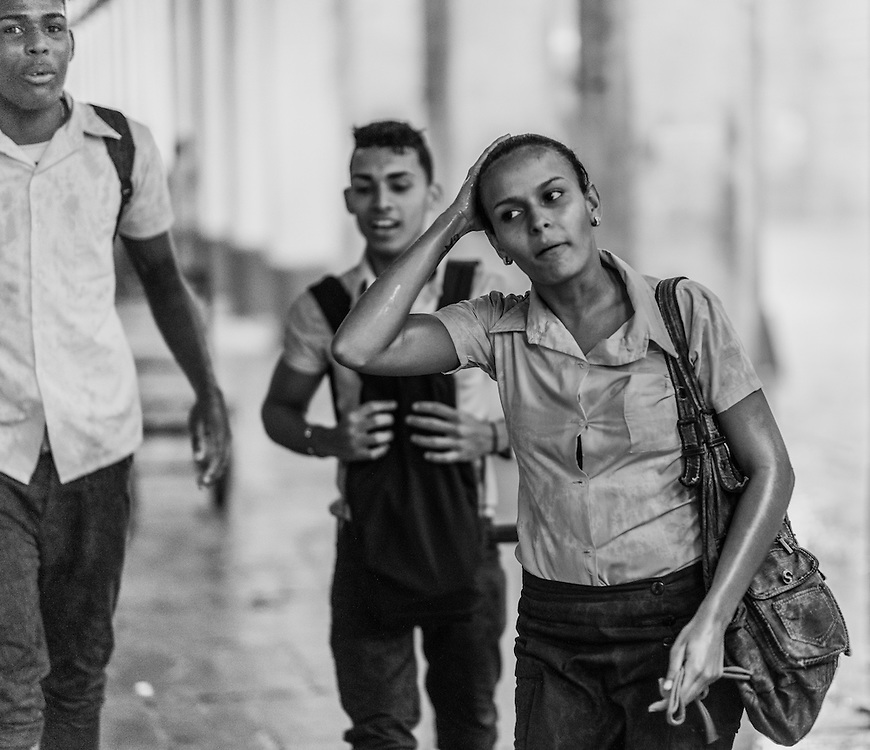 &copy;Javier Mateo<br /> Trip to Cuba april-may 2015<br /> www.javiermateo.nyc<br /> images of La Havana and their people, cars and buildings.  Cuba lifestyle