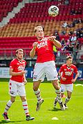ALKMAAR - 26-06-2016, eerste training AZ, AFAS Stadion, AZ speler Rens van Eijden