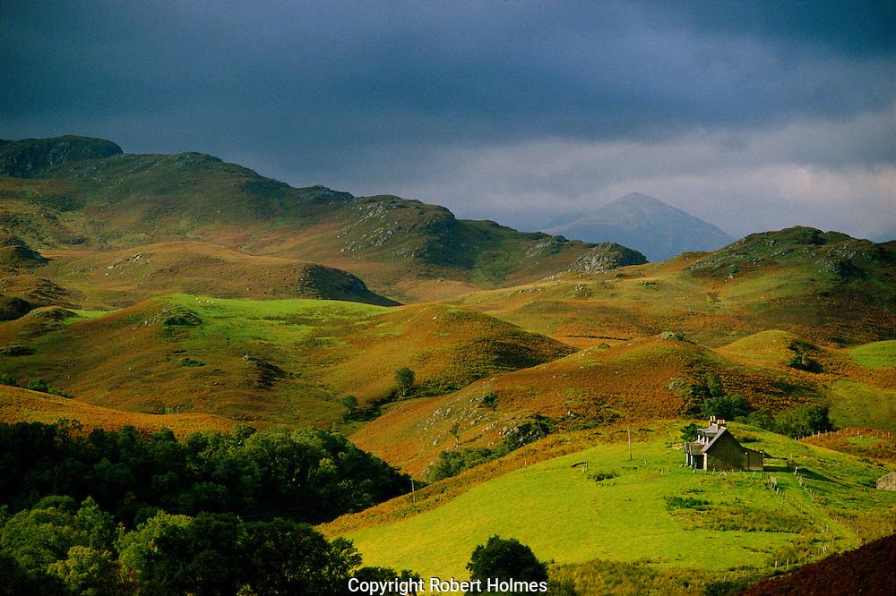 Scottish Highlands, Great Britain
