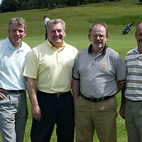 Jim Weir Testimonial Golf Day...25.06.04<br />