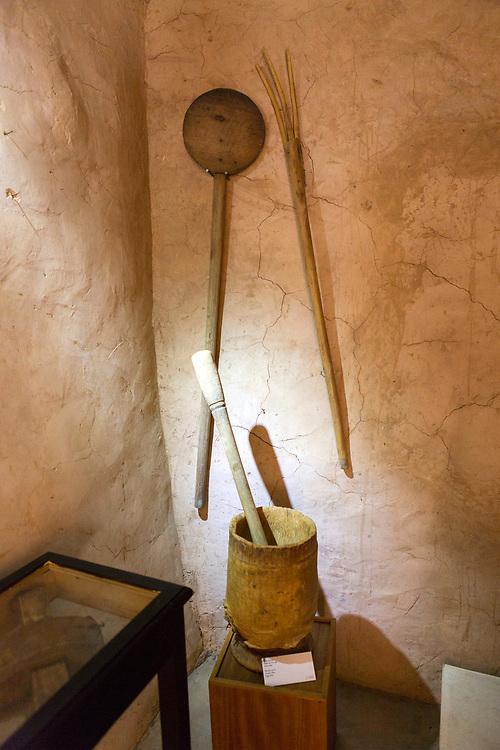 Berber Heritage Museum - Ecomusee Berbere de l'Ourika, Tafza, Ourika Valley, Morocco, Morocco