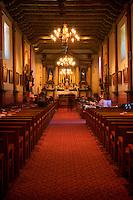 Mission San Buenaventura Chapel, Ventura, California