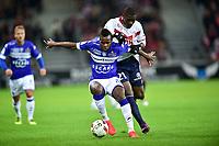 FOOTBALL : Lille vs Bastia - L1 - 22/10/2016 <br /> <br /> Yves Bissouma (Losc) vs COULIBALY Lassana (Bastia)<br /> Norwy only