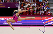 2017/05/20 Budapest European Rhythmic Gymnastics
