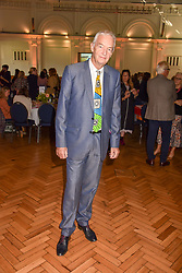Jon Snow at the ASAP VIP lunch (African Solutions To African Problems) held at the RHS Lindley Hall, 80 Vincent Square, London, England. 10 October 2018.