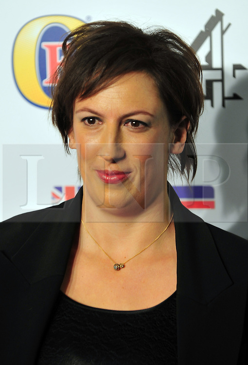 © Licensed to London News Pictures. 16/12/2011. London, England. Miranda Hart attends the Channel 4 British Comedy Awards  in Wembley London .  Photo credit : ALAN ROXBOROUGH/LNP