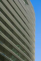 Curve Performing Arts Centre, Cultural Quarter, Leicester, England, UK.