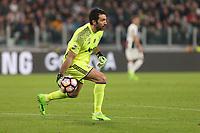 10.03.2017 - Torino - Serie A 2016/17 - 28a giornata  -  Juventus-Milan nella  foto: Gianluigi Buffon