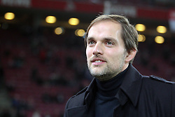 13.12.2011, Rhein Energie Stadion, Koeln, GER, 1.FBL, 1. FC Koeln vs Mainz 05, im BildThomas Tuchel (Trainer Mainz) // during the 1.FBL, 1. FC Koeln vs Mainz 05 on 2011/12/13, Rhein-Energie Stadion, Köln, Germany. EXPA Pictures © 2011, PhotoCredit: EXPA/ nph/ Mueller..***** ATTENTION - OUT OF GER, CRO *****