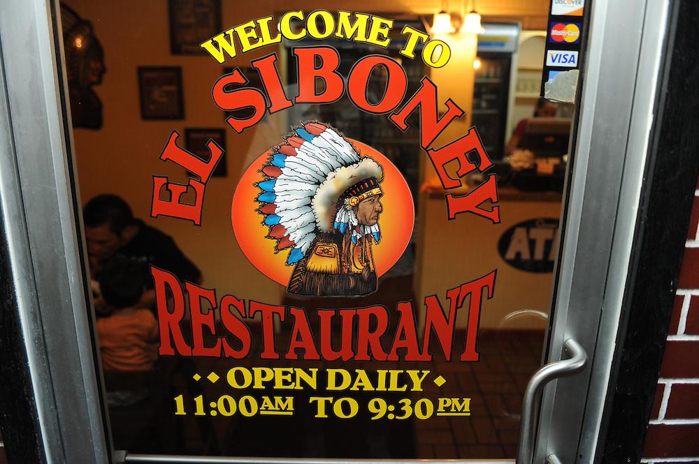 El Siboney Restaurant, eines der besten kubanischen Restaurants von Key West..Florida 2009..Foto © Stefan Falke.