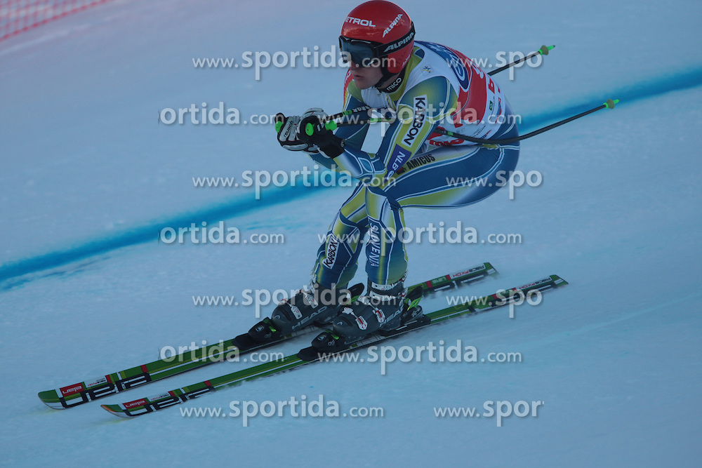 29/12/2010 ALPINE SKI WORLD CUP BORMIO 2010 FIS SKI WELT CUP .SPORN Andrej .© Photo Pierre Teyssot / Sportida.com.