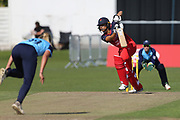 Lancashire Thunders Sune Luus during the Vitality T20 Blast North Group match between Lancashire Thunder and Yorkshire Vikings at Liverpool Cricket Club, Liverpool, United Kingdom on 13 August 2019.