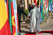Morocco - Africa Action Summit In Marrakesh - 16 Nov 2016