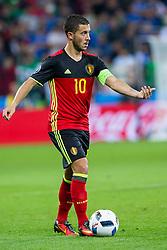 13-06-2016 FRA: UEFA EURO Belgie - Italie, Lyon<br /> België verliest met 2-0 van Italie / Eden Hazard<br /> <br /> ***NETHERLANDS ONLY***