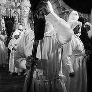 Good Friday of Holy Week. Bercianos de Aliste, Zamora, Spain