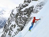 Ice climbing Ignes