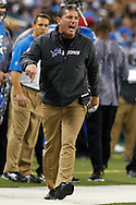 Detroit Lions head coach Jim Schwartz (AP Photo/Rick Osentoski)