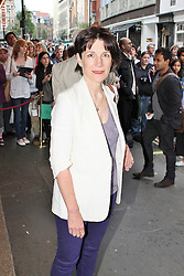 © London News Pictures. 18/06/2013. London, UK. Harriet Walter at The Cripple of Inishmaan - Press Night. Photo credit: Brett D. Cove/LNP