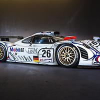 #26 Porsche GT1/98, chassis no. WP0ZZZ9RZXS100003, Le Mans 24H winner 1998