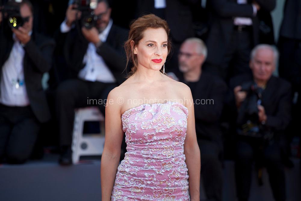 Marina de Tavira at the premiere gala screening of the film Roma at the 75th Venice Film Festival, Sala Grande on Thursday 30th August 2018, Venice Lido, Italy.