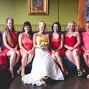 Covington Kentucky wedding at Leapin' Lizard Lounge in Mainstarsse Village