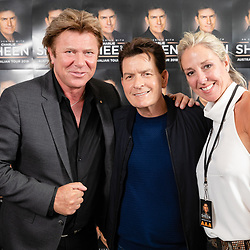 Charlie Sheen Live in Australia