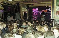 The BRIT Awards Launch 1997 <br /> Saturday 11 Jan 1997.<br /> The Hard Rock Cafe, London, England<br /> Photo: JM Enternational