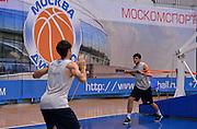 DESCRIZIONE : Qualificazioni EuroBasket 2015 - Allenamento <br /> GIOCATORE : Alessandro Gentile<br /> CATEGORIA : nazionale maschile senior A <br /> GARA : Qualificazioni EuroBasket 2015 viaggio - Allenamento<br /> DATA : 11/08/2014 <br /> AUTORE : Agenzia Ciamillo-Castoria