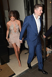 Professor Green and Millie Mackintosh attend the Harpers Bazaar Women of the Year awards at Claridge's Hotel in Mayfair, London, UK. 04/11/2013<br /> BYLINE MUST READ : GOTCHAIMAGES.COM<br /> <br /> Copyright by © Gotcha Images Ltd. All rights reserved.<br /> Usage of this image is conditional upon the acceptance <br /> of Gotcha Images Ltd, terms and conditions available at<br /> www.gotchaimages.com