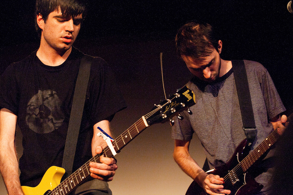 Titus Andronicus - Tom Scharpling and Ted Leo Present a Very Special Hurricane Benefit Show - December 7, 2012 - The Bell House, Brooklyn