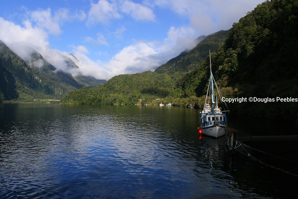 Doubtful Sound, South Island, New Zealand