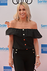 © Licensed to London News Pictures. 11/06/2019. London, UK. Nicole Appleton attends the Sentebale Audi Concert at Hampton Court Palace. Photo credit: Ray Tang/LNP