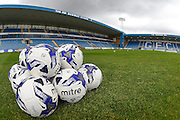 General view from the pitch before the EFL Sky Bet League 1 match between Gillingham and Oldham Athletic at the MEMS Priestfield Stadium, Gillingham, England on 8 October 2016. Photo by Martin Cole.