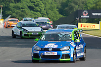 #7 Kenan DOLE  Team Hard Volkswagen Golf  Milltek Sport Volkswagen Racing Cup at Oulton Park, Little Budworth, Cheshire, United Kingdom. May 30 2016. World Copyright Peter Taylor/PSP.