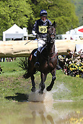 William Fox-Pitt riding Oratorio II during the International Horse Trials at Chatsworth, Bakewell, United Kingdom on 13 May 2018. Picture by George Franks.