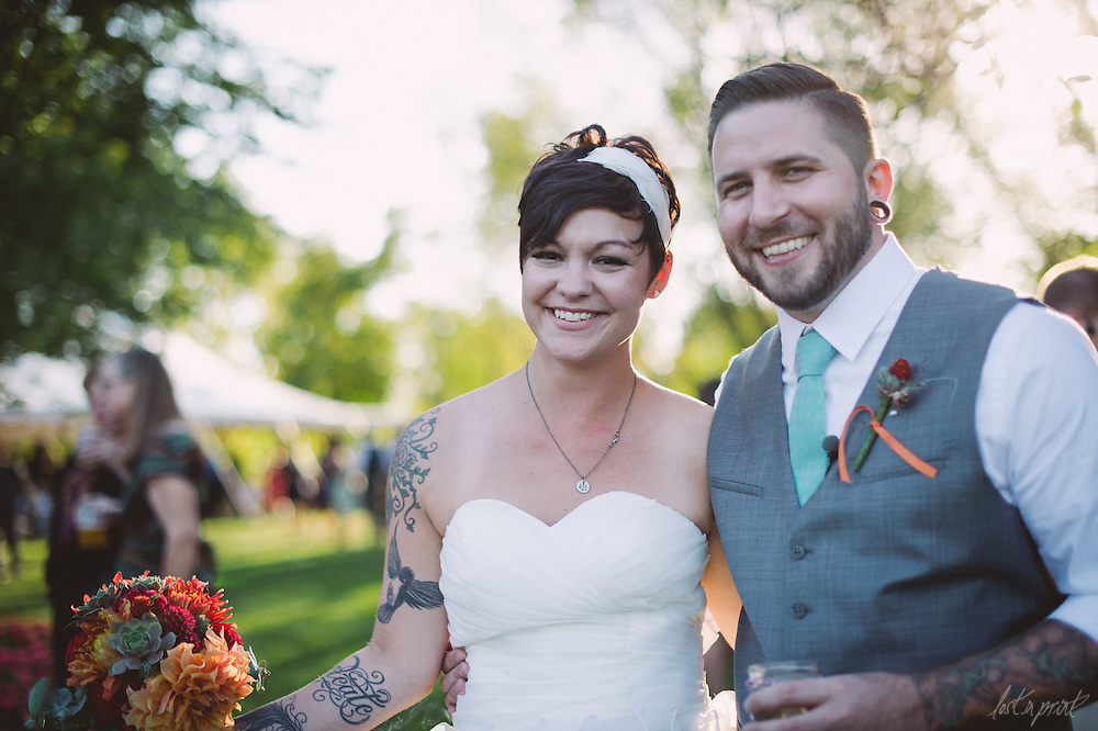 Stevie & Dan Knispel, Married In Michigan on September 15, 2012
