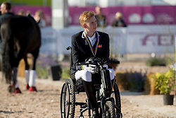 Thorning Joergensen Tobias, DEN, Bruunholms Caribian<br /> FEI European Para Dressage Championships - Goteborg 2017 <br /> &copy; Hippo Foto - Dirk Caremans