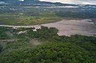 Aerial views. Panama.
