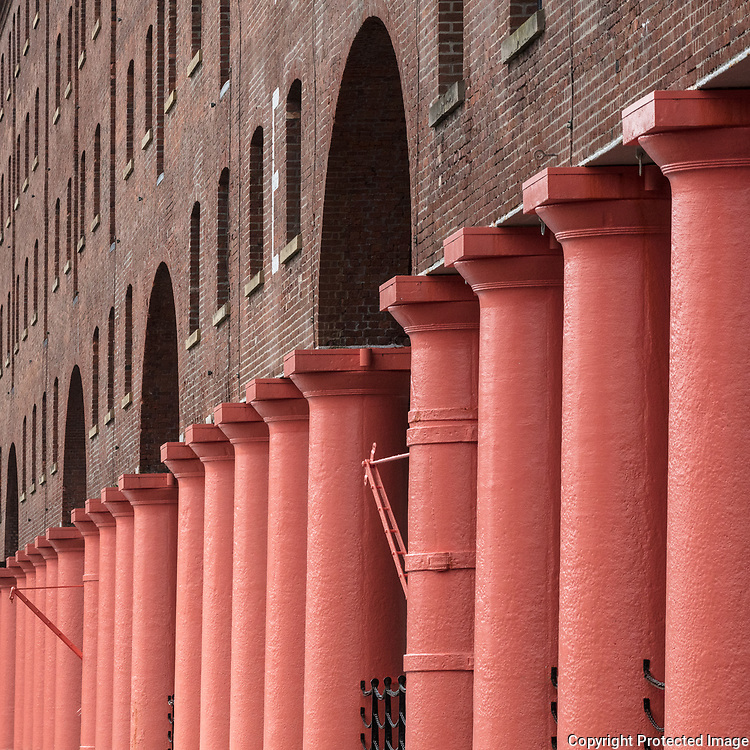 Albert Dock, Liverpool, Merseyside.