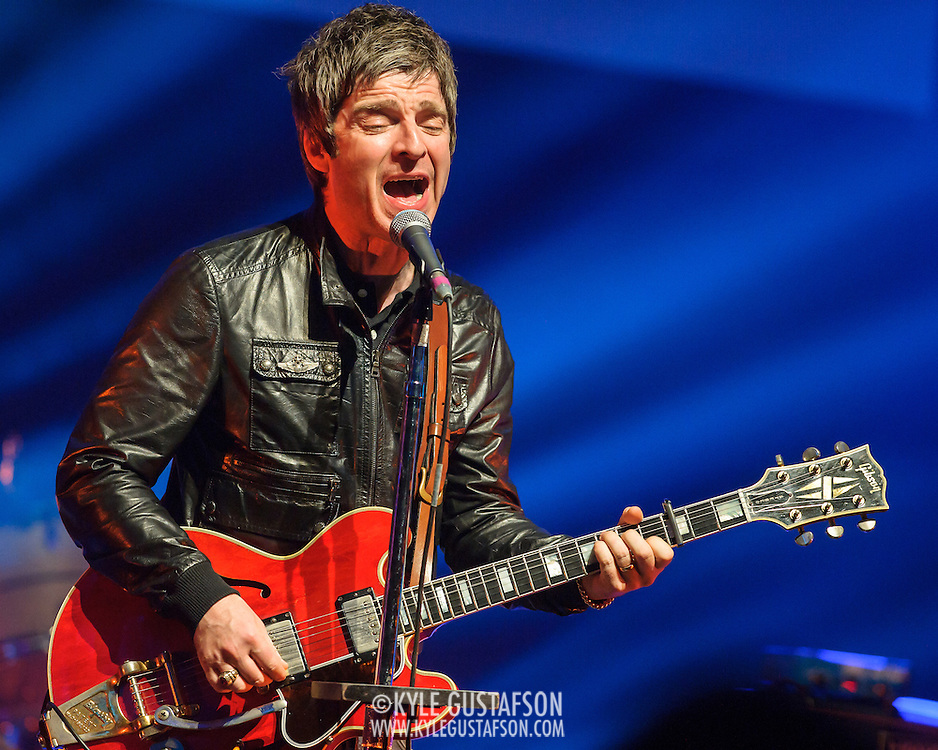 WASHINGTON, DC - June 4th, 2015 - Noel Gallagher performs at the Lincoln Theater in Washington, D.C. (Photo by Kyle Gustafson)