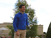 Tim Henman at the BMW PGA Championship Celebrity Pro-Am Challenge at the Wentworth Club, Virginia Water, United Kingdom on 20 May 2015
