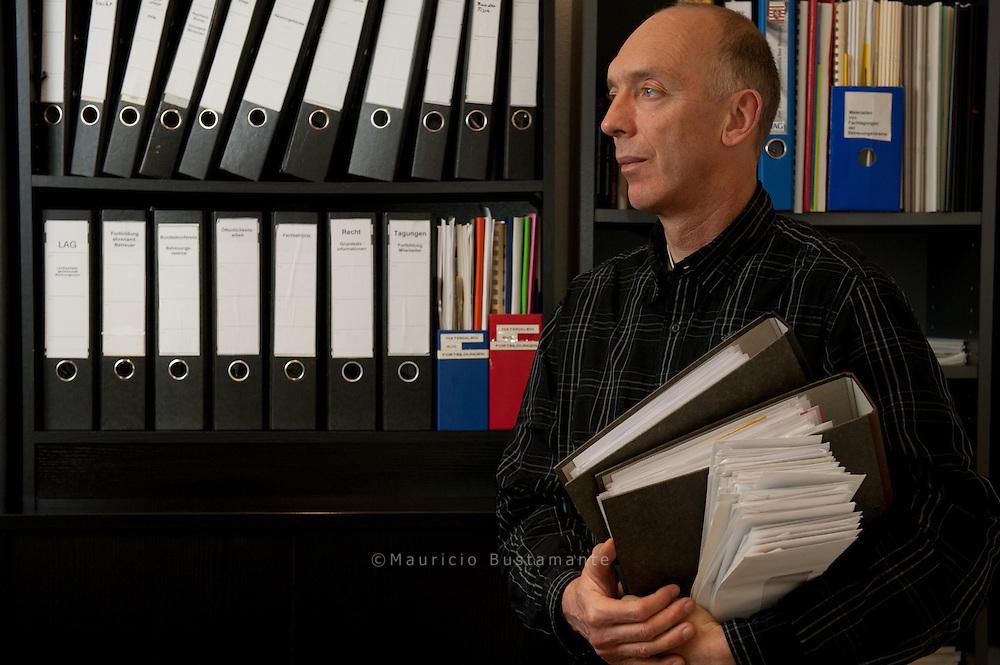 Uwe Skambraks Betruengsverein Bergedorf Betreuer Uwe Skambraks setzt auf INDIVIDUELLE L&ouml;sungen<br /> für seine Klienten. Da ist oft Fantasie gefragt.