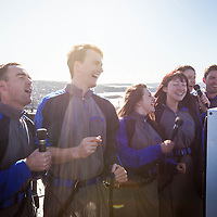 Bridgeclimb Karaoke 2016