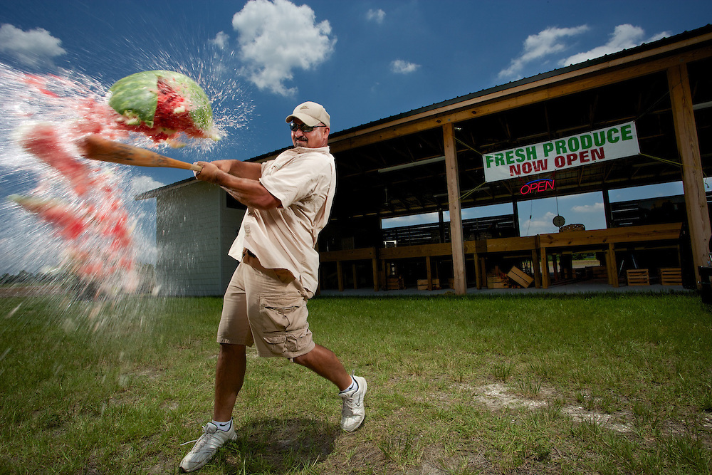 Former Red Sox MLB slugger Mike Greenwell retired in South Florida and in addition to running a Mike Greenwell's Family Fun Park in Cape Coral, Florida, also operates a small farm and roadside produce stand in North Fort Myers.