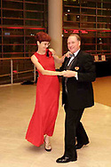 Karen Bartley and Thomas Miller find space to dance at the 2007 Wellness Connection Red Dress Gala, at the Schuster Performing Arts Center in Dayton, Saturday night, May 5th.