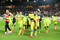 Joie Nantes - 16.05.2015 - Nantes / Lorient - 37eme journée de Ligue 1<br />