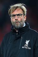 Football - EFL Cup (4th Round) - Liverpool v Tottenham Hotspur