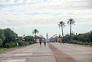 Menara Gardens,  Marrakesh, Morocco