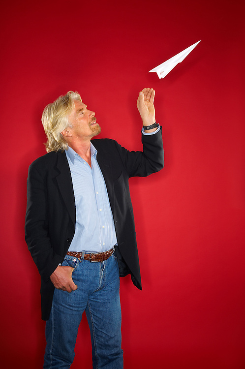 Sir Richard Branson